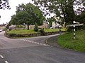 Road junction in front of the church - geograph.org.uk - 486487.jpg
