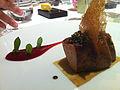Roast foie gras (7164125415).jpg