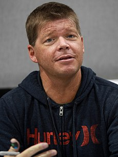 Rob Liefeld, Amazing Arizona Comic Con, 2014.jpg