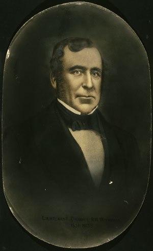 Fox Ministry, 1856 - Image: Robert Wynyard