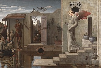 Pool of Bethesda - The Pool of Bethesda painting by Robert Bateman (1877)