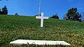 Robert F. Kennedy's grave.JPG