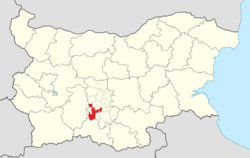 Rodopi Municipality Within Bulgaria.png