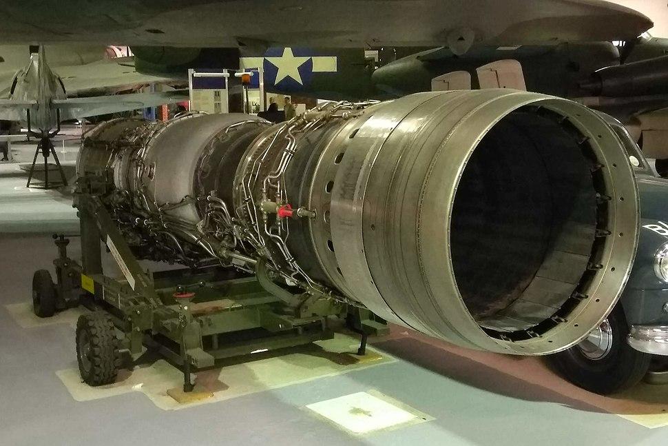 Rolls-Royce Spey 202 at RAF Museum