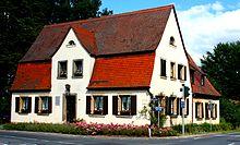 Rollwenzelei mit erhaltener Dichterstube in Bayreuth (Quelle: Wikimedia)