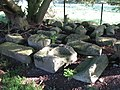 Roman stones near the Commandant's House, Chesters Fort - geograph.org.uk - 1040209.jpg