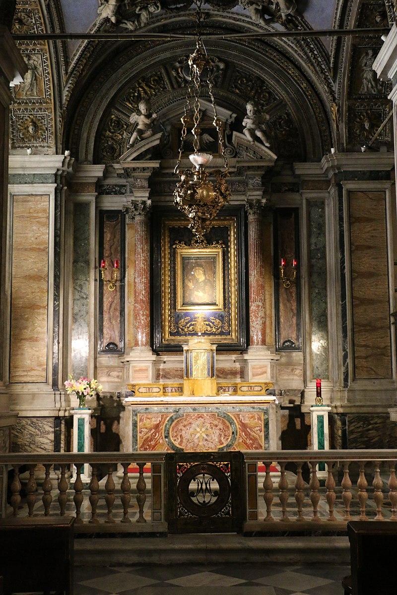 Rome, Chiesa di San Lorenzo in Damaso 010.JPG