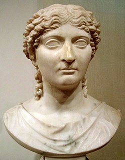 Agrippina the Younger Roman empress and member of the Julio-Claudian dynasty