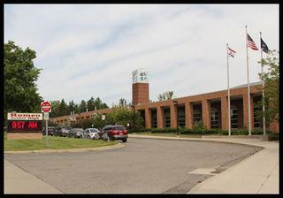 Romeo High School Public high school in Romeo, Michigan, United States