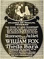 Romeo and Juliet (1916) - Ad Nov 4 1916 MPW.jpg
