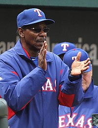 Ron Washington in April 2011.jpg