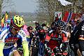 Ronde van Vlaanderen 2015 - Oude Kwaremont (16432184814).jpg