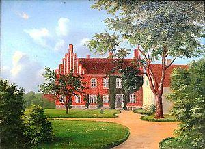 Folkeparken, Roskilde - The park in 1890