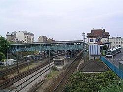 Station Rosny-sous-Bois