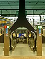 Rotterdam Central station (Symmetrie-Upstairs Downstairs).jpg