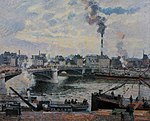 Rouen grand pont Pissarro 1896.jpg