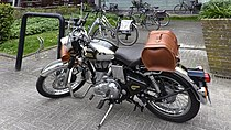 Royal Enfield Classic 500 in België