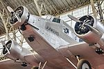 Royal Military Museum, Brussels - Junkers Ju-52-3m (11448841635).jpg