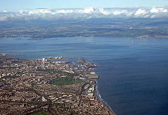 Leith - Image: Rth Edin Leith .Forth.Fife 26.10.11 edited 2