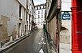 Rue Maître-Albert, Paris - View from Place Maubert.JPG