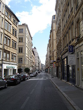 Image illustrative de l'article Rue de Brest