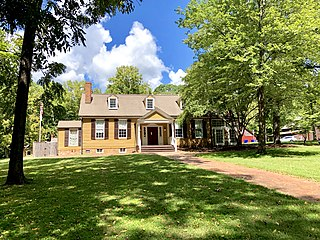Ruffin-Roulhac House United States historic place