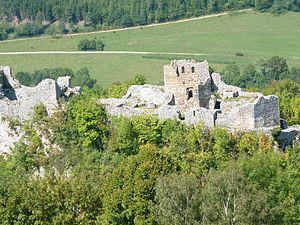 Alt-Bechburg Castle - Alt-Bechburg Castle