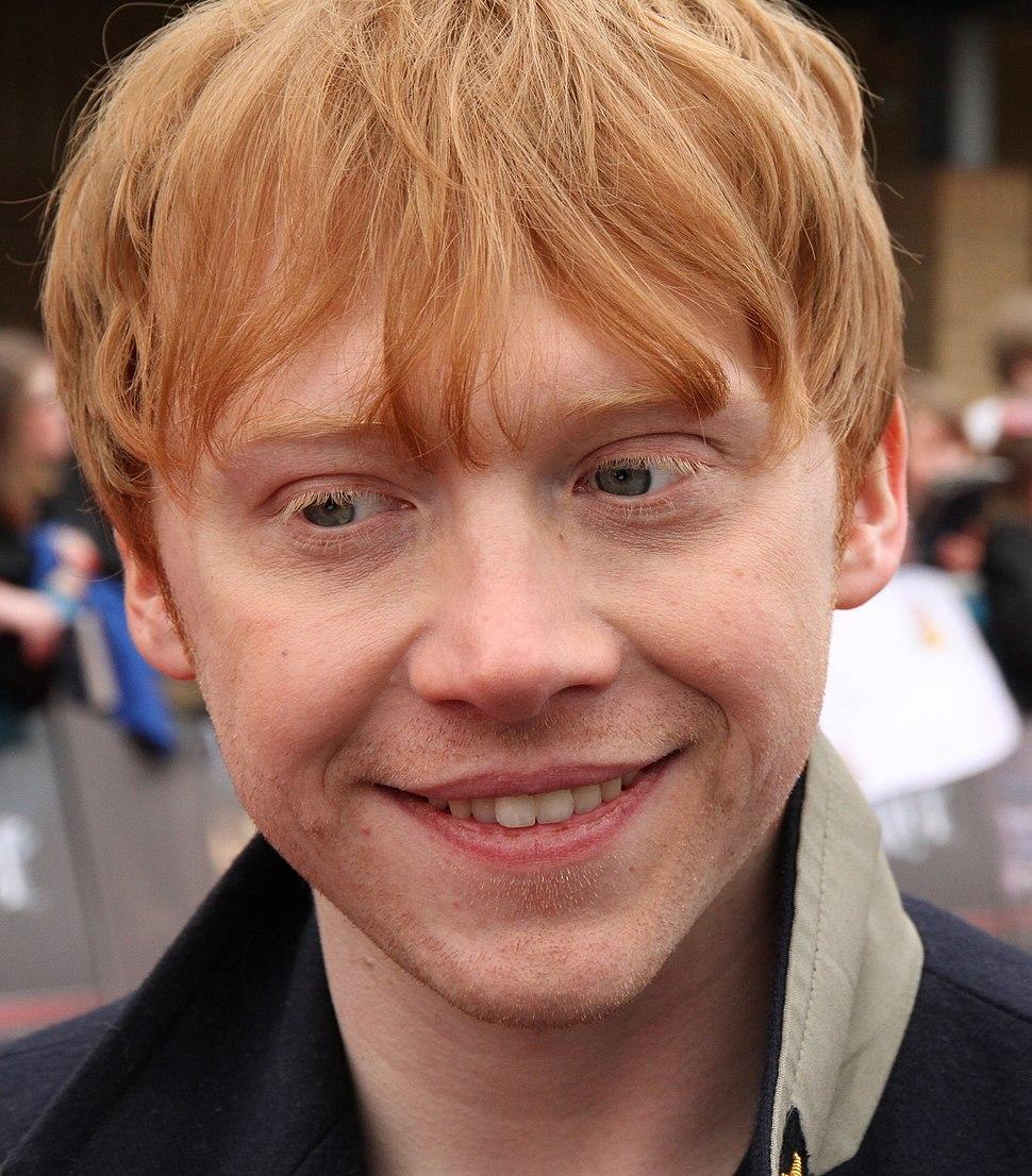 Rupert Grint 2012