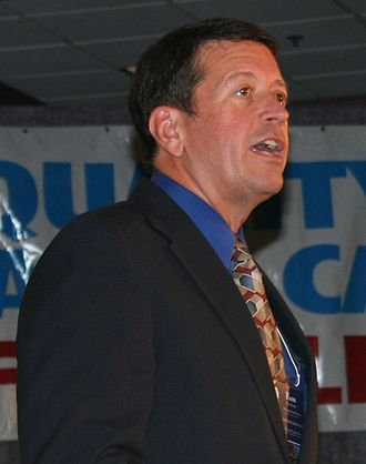 Russ Decker - Decker in 2008.