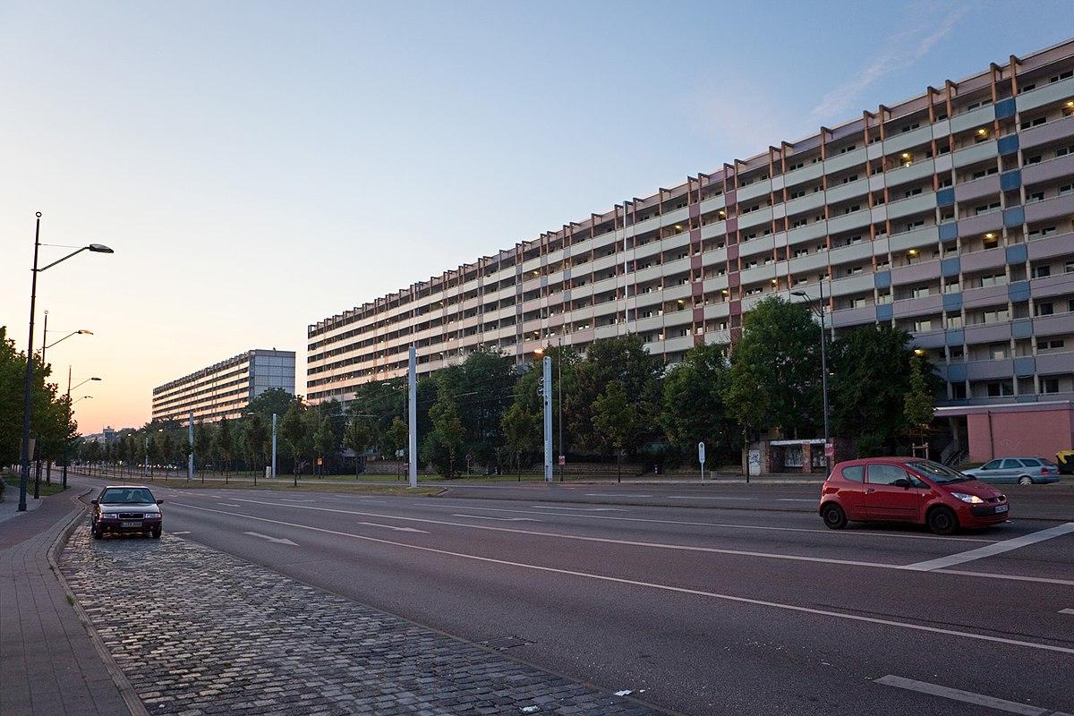 Berufsschule Halle Neustadt