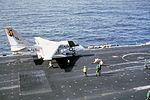 S-3A of VS-29 launching from USS Carl Vinson (CVN-70) 1985.JPEG