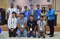 SAARC Countries Representatives - Wikimedia Community Meetup - Wiki Conference India - CGC - Mohali 2016-08-06 8180.JPG