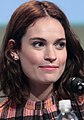 SDCC 2015 - Lily James (19724890975) (cropped).jpg