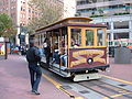 SF cable car no. 57 on California St. 3.JPG