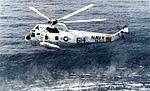 SH-3H Sea King of HS-17 hovering c1987.jpg