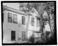 SIDE FACING SOUTH - Sallie Zetterower House, 331 South Main Street, Statesboro, Bulloch County, GA HABS GA-2378-4.tif