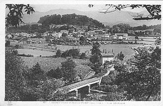 Saint-Jean-Pied-de-Port - Image: SJPP postcard