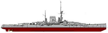 Replacement Yorck (side view)