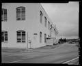 SOUTHEAST CORNER - Torpedo Assembly Shop, Second and H Streets, Keyport, Kitsap County, WA HABS WA-264-4.tif