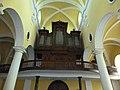 STAVELOT église Saint-Sébastien - buffet d'orgues (3-2013).JPG