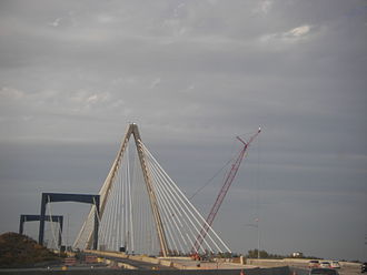 Interstate 35 - Bond (new) and Paseo (old), carries I-35 in Kansas City