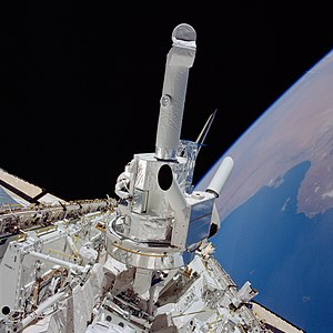 STS-51-F - Image: STS 51 F Instrument Pointing System