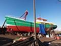 ST John, Shipyard van Laar, Rondweg.JPG