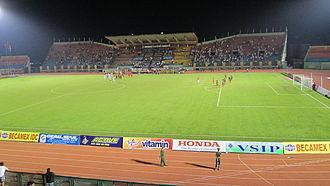 V.League 1 - Image: SVĐ Gò Đậu