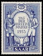 Saar 1953 342 Tag der Briefmarke.jpg