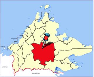 Tongod District, Malaysia District in Sabah, Malaysia