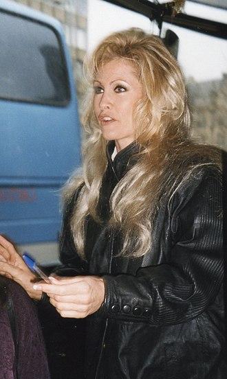 Sable (wrestler) - Sable during a WWF tour at England in April 1998