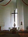 Sacred Heart church in Czestochowa, maj 1992r, interior.jpg