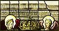 Saint-Chapelle de Vincennes - Baie 2 - Deux anges présentant les armes de France (détail) (bgw17 0492).jpg