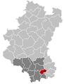 Saint-Léger Luxembourg Belgium Map.png